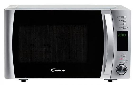 Микроволновая печь Candy CMXG25DCS 900 Вт серебристый микроволновая печь bbk 23mws 927m w 900 вт белый