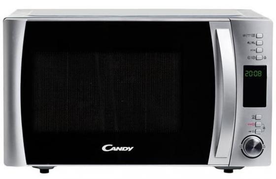 Микроволновая печь Candy CMXG30DS 900 Вт серебристый микроволновая печь bbk 23mws 927m w 900 вт белый