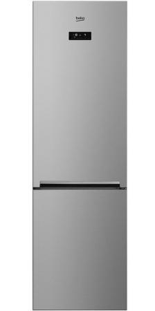 Холодильник Beko RCNK321E20X серебристый