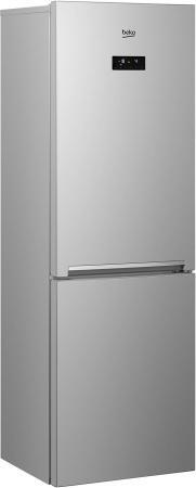 Холодильник Beko RCNK296E20S серебристый