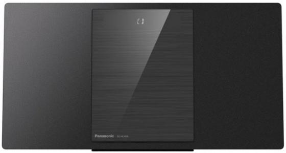 Микросистема Panasonic SC-HC400EE-K черный 40Вт/CD/CDRW/FM/USB/BT panasonic cd players sc hc400ee k vinyl cd player portable music center cassette player radio boombox