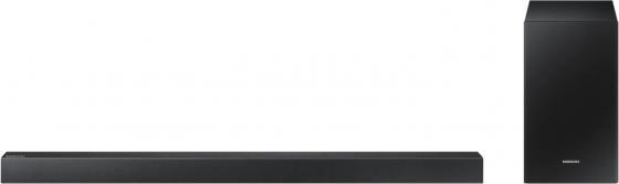 Звуковая панель Samsung HW-R450/RU 3.1 340Вт+160Вт черный звуковая панель samsung tw h5500 черный [tw h5500 ru]