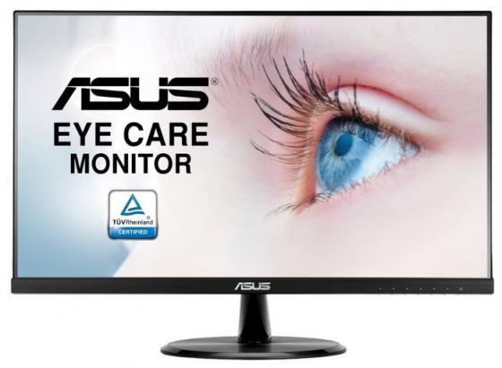 Монитор Asus 23.8 VP249HR черный IPS LED 16:9 HDMI M/M матовая 1000:1 250cd 178гр/178гр 1920x1080 D-Sub FHD 3.61кг lcd benq 21 5 gw2280 черный va led 1920x1080 5ms 178° 178° 3000 1 16 9 250cd hdmi1 4x2 d sub