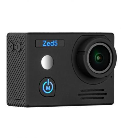 цена Экшн-камера AC Robin ZED5 1xExmor R CMOS 12Mpix черный онлайн в 2017 году
