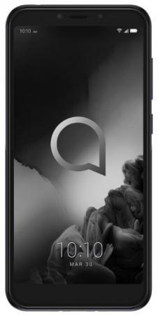 Смартфон Alcatel 5024D 1S 32Gb 3Gb черный моноблок 3G 4G 2Sim 5.5 720x1440 Android 9 13Mpix 802.11 b/g/n GSM900/1800 GSM1900 MP3 FM A-GPS microSD max128Gb смартфон digma rage 4g linx 16gb 2gb черный моноблок 3g 4g 2sim 5 7 720x1440 android 8 1 8mpix 802 11bgn bt gps gsm900 1800 gsm1900 touchsc mp3 fm microsd max64gb