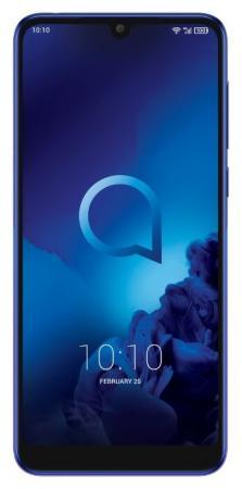Смартфон Alcatel 3 5053K 2019 синий 5.94 64 Гб LTE Wi-Fi GPS 3G Bluetooth 5053K-2BALRU2 смартфон