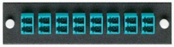 Панель Brand-RexSDX 5F100-16A 8xLC дупл. 50/125 OM3 (упак.:1шт) brand 100