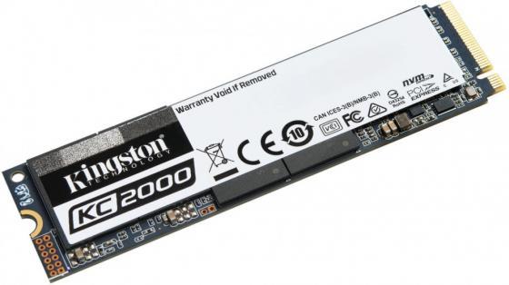 Купить Твердотельный накопитель SSD M.2 1 Tb Kingston SKC2000M8/1000G Read 3200Mb/s Write 2200Mb/s 3D NAND TLC