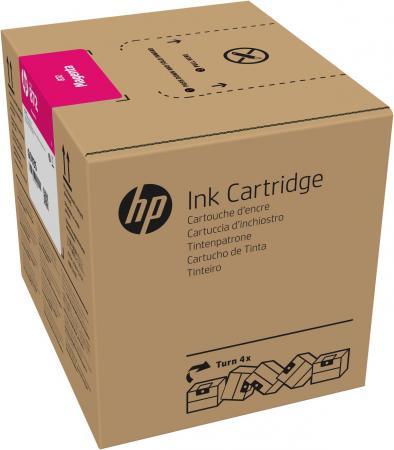 Фото - HP 872 3L Magenta Latex Ink Crtg матрас мега комфорт spring latex soft mix 90x186