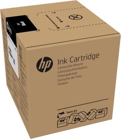 HP 872 3L Black Latex Ink Crtg