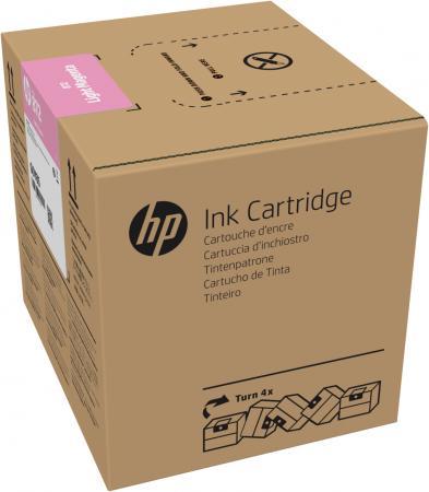Фото - HP 872 3L Lt Magenta Latex Ink Crtg hp 872 3l overcoat latex ink crtg