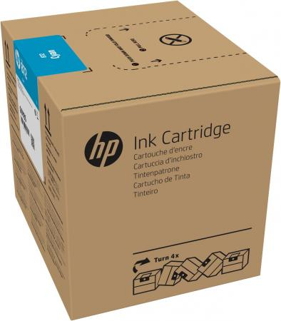 Фото - HP 872 3L Cyan Latex Ink Crtg latex occidental воздушные шары latex occidental фантазия 25 шт пастель декоратор