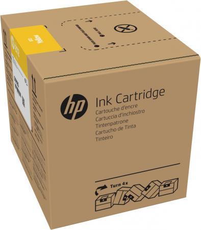 Фото - HP 872 3L Yellow Latex Ink Crtg latex occidental воздушные шары latex occidental фантазия 25 шт пастель декоратор