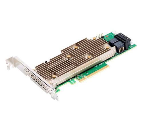 лучшая цена MegaRAID SAS 9460-8i SGL (8-Port Int., 12Gb/s SAS/SATA/ PCIe (NVMe), PCIe 3.1)
