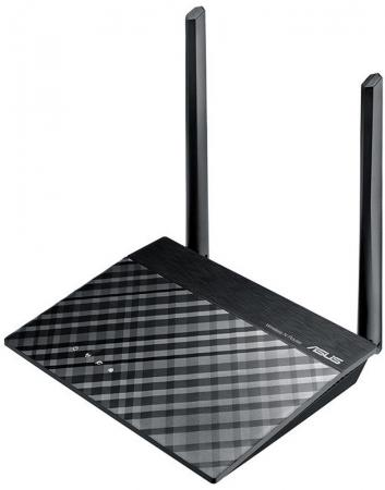 Wi-Fi роутер ASUS RT-N12 VP 802.11bgn 300Mbps 2.4 ГГц 4xLAN LAN черный asus 4g n12