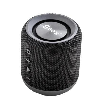 Портативная беспроводная акустика CaseGuru CGBox черный