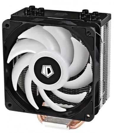 Кулер ID-COOLING SE-224-RGB LGA2011/1366/1150/51/55/56/775/FM2/+/FM1/AM4/AM3/+/AM2/+(16шт/кор, TDP 150W, PWM, 4 тепл.трубки прямого контакта, FAN 120mm, RGB LED) RET 6 metal usb powered cooling fan random color