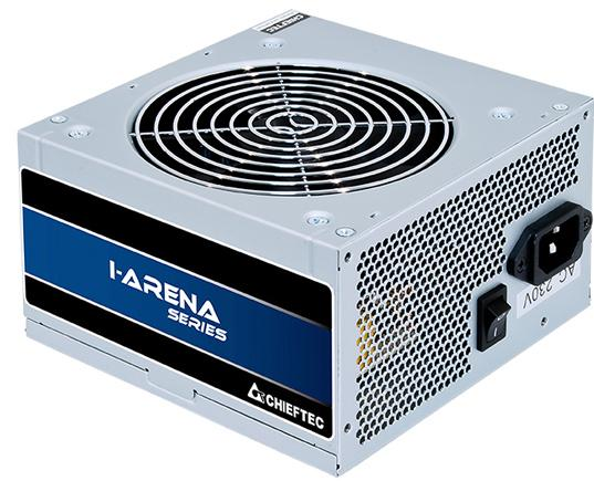 Блок питания Chieftec IArena GPB-350S (ATX 2.3, 350W, >85 efficiency, Active PFC, 120mm fan) OEM