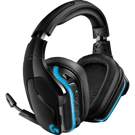 (981-000744) Гарнитура Logitech 7.1 Surround Sound LIGHTSYNC Wireless Gaming Headset G935 гарнитура lenovo y gaming stereo sound headset row черно красный gxd0j16085