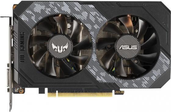 Видеокарта ASUS nVidia GeForce RTX 2060 TUF Gaming PCI-E 6144Mb GDDR6 192 Bit Retail TUF-RTX2060-6G-GAMING фото