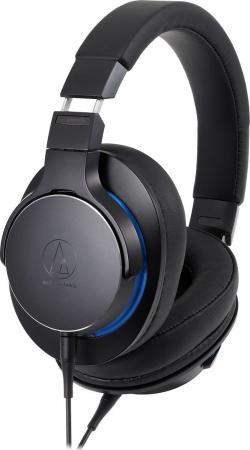 Гарнитура Audio-Technica ATH-MSR7BBK черный синий