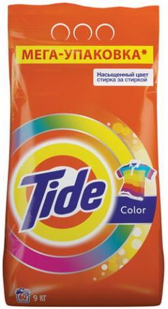 Стиральный порошок-автомат 9 кг, TIDE (Тайд) Color тайд порошок стиральный автомат touch 2в1 tide