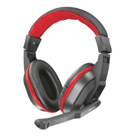 Trust Ziva Gaming Headset (21953) trust ziva wireless compact black мышь