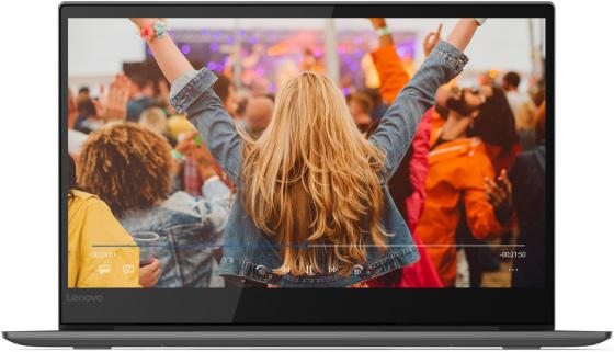 Ноутбук Lenovo Yoga S730-13IWL Core i5 8265U/8Gb/SSD512Gb/UMA/13.3/IPS/FHD (1920x1080)/Windows 10/grey/WiFi/BT/Cam