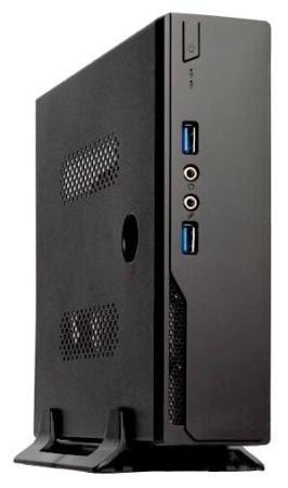 Корпус mini-ITX Foxline FL-103-AD120-DC 120 Вт чёрный все цены