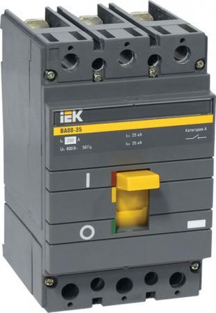 лучшая цена Автоматический выключатель IEK ВА88-35 3Р 200А 35кА (SVA30-3-0200-R)