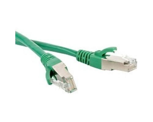 Hyperline PC-LPM-STP-RJ45-RJ45-C6-1M-LSZH-GN Патч-корд F/UTP, экранированный, Cat.6, LSZH, 1 м, зеленый все цены