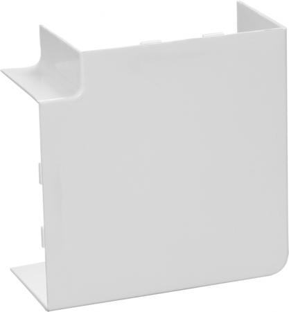 Iek (CKMP10D-P-100-040-K01) Поворот на 90 гр. КМП 100x40 (2 шт./комп.) iek ckmp10d p 060 040 k01 поворот на 90 гр кмп 60x40 4 шт комп