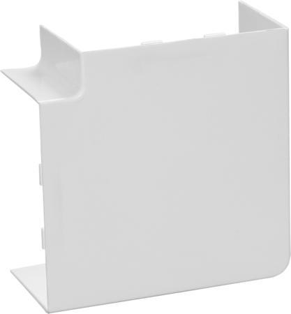 Iek (CKMP10D-P-100-060-K01) Поворот на 90 гр. КМП 100x60 (2 шт./комп.) iek ckmp10d p 060 040 k01 поворот на 90 гр кмп 60x40 4 шт комп