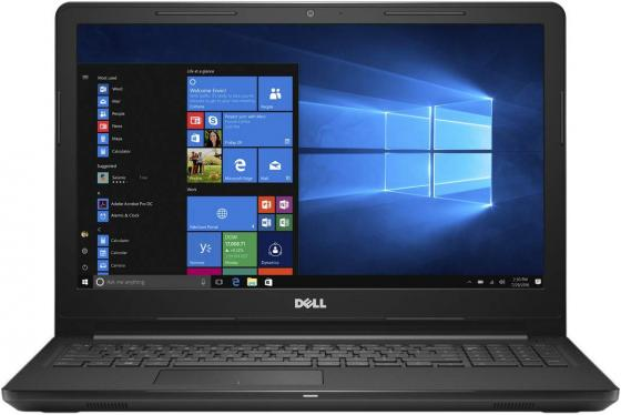 "Ноутбук Dell Inspiron 3565 A9 9425/4Gb/500Gb/DVD-RW/AMD Radeon R5/15.6""/HD (1366x768)/Windows 10/black/WiFi/BT/Cam стоимость"