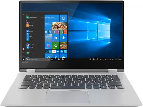 "Трансформер Lenovo Yoga 530-14IKB Core i5 8250U/8Gb/SSD512Gb/Intel UHD Graphics 620/14""/IPS/Touch/FHD (1920x1080)/Windows 10/grey/WiFi/BT/Cam"