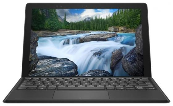 Планшет Dell Latitude 5290 Core i7 8650U (1.9) 2C/RAM16Gb/ROM512Gb 12.3 IPS 1920x1280/Windows 10 Professional 64/черный/8Mpix/5Mpix/BT/WiFi/Touch цена