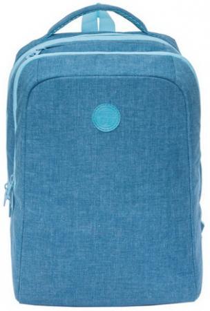 Рюкзак с уплотненной спинкой GRIZZLY Джинса 12 л джинсовый RD-954-2/2 рюкзак grizzly rg 867 2 2 fuchsia