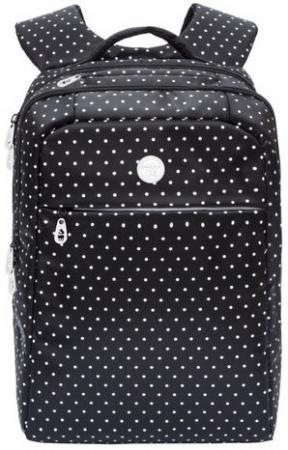 Рюкзак GRIZZLY универсальный, для девушек, Горошек, 28х40х16 см, RD-959-2/1 цены онлайн