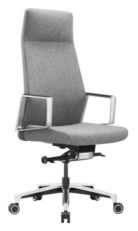 Кресло руководителя Бюрократ JONS/CASHGREY серый кресло руководителя бюрократ ch 868axsn white белый