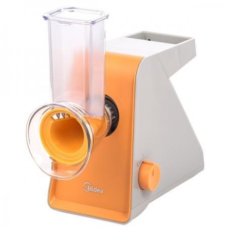 Ломтерезка Midea MVC-2740 300Вт оранжевый/серый midea midea q402gfd темно серый