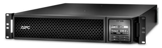 ИБП APC Smart-UPS SRT 1500VA RM 230V 1500VA SRT1500RMXLI