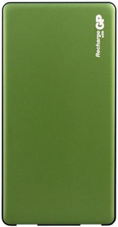 Фото - Внешний аккумулятор Power Bank 5000 мАч GP MP05MAG зеленый аккумулятор
