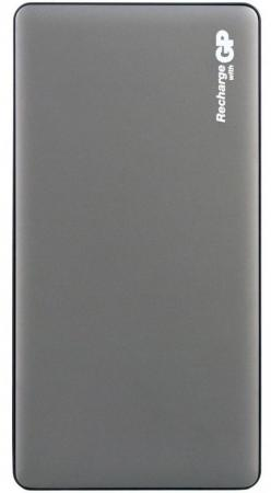Фото - Внешний аккумулятор Power Bank 15000 мАч GP MP15 серый MP15MAGR внешний аккумулятор power bank 10000 мач cyberpower cp10000peg белый