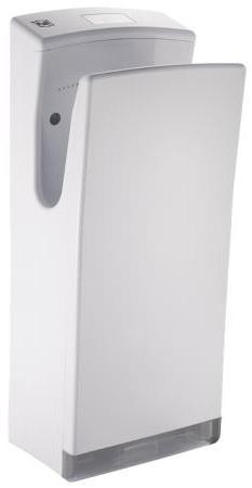 Электросушитель для рук PUFF Puff-8890 2,2 кВт, ABS пластик электросушитель для рук puff 120 1 2квт белый abs пластик