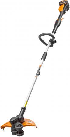 Триммер аккумуляторный WORX WG184E, 40В, 33 см, 2*2,0 Ач, двойное ЗУ 2x2A