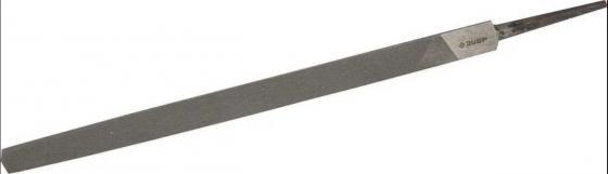 Напильник ЗУБР 1630-20-2_z01 ПРОФЕССИОНАЛ трехгранный, №2, 200мм трехгранный напильник 200 мм 3 зубр эксперт 1630 20 3 z01
