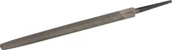 Напильник ЗУБР 1630-15-1_z01 ПРОФЕССИОНАЛ трехгранный, №1, 150мм трехгранный напильник 200 мм 3 зубр эксперт 1630 20 3 z01