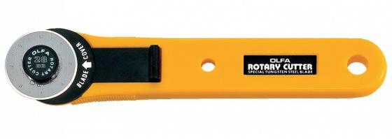 Нож дисковый OLFA OL-RTY-1/G нерж.сталь пластик 1шт нож с круговым лезвием olfa без серии 1 ol rty 2 g