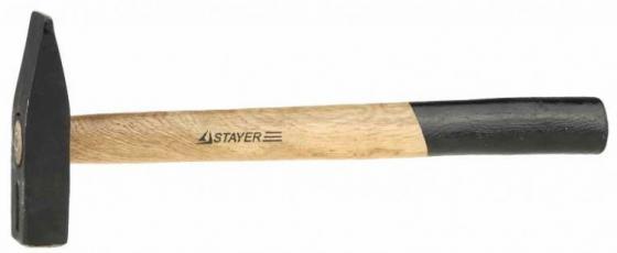 Молток STAYER 2002-04 400 г слесарный с деревянной рукояткой цена