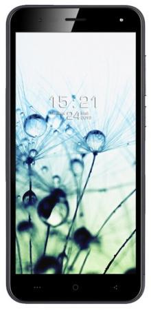 """Смартфон Fly Life Sky синий 5.34"""" 8 Гб LTE Wi-Fi GPS 3G Bluetooth цена и фото"""